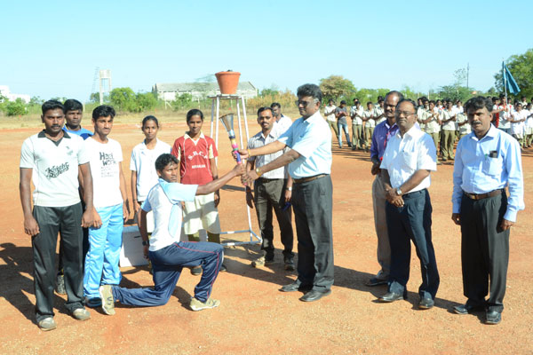 26th Sports Day on 26 Feb 2014